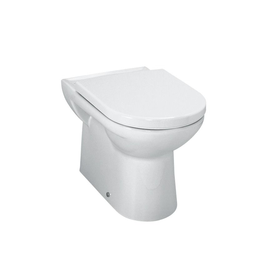 822951 Laufen Pro Floorstanding Back To Wall Wc Toilet