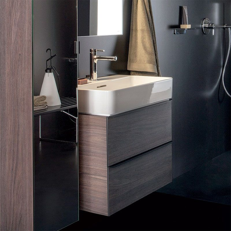 Basins with Vanity Units