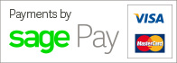 Online Payments Secured with Sage Pay